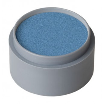 Metallic Cornflower Blue Grimas Face Make Up 15ml