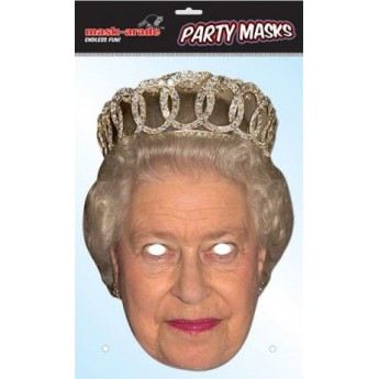 The Queen Face Mask