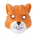 Plastic Fox Mask