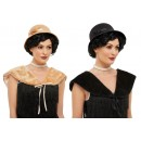 1920's Hat and Stole Set