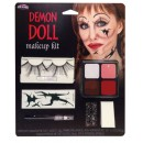 Demon Doll Halloween Make Up Kit