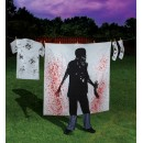 Bloody Zombie Silhouette Halloween Prop - PRE ORDER