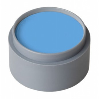 Light Blue Grimas Face Paint 60ml