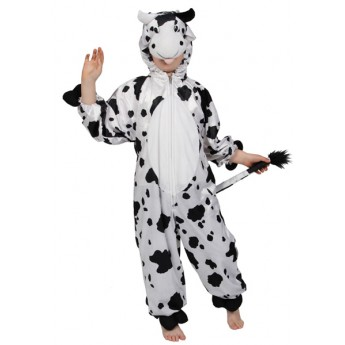 Cow Child Fancy Dress Costume